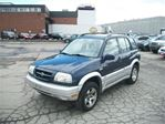 2000 Suzuki Grand Vitara JX Deluxe ~ DRIVES GOOD ~ AWD ~ AS IS ~ in Toronto, Ontario