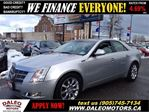 2008 Cadillac CTS 3.6L AWD 1 OWNER LEATHER in Hamilton, Ontario