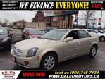 2007 Cadillac CTS 2.8L SUNROOF LEATHER 156 KM in Hamilton, Ontario
