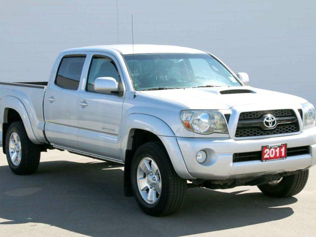 2011 toyota tacoma v6 4x4 double cab penticton british. Black Bedroom Furniture Sets. Home Design Ideas
