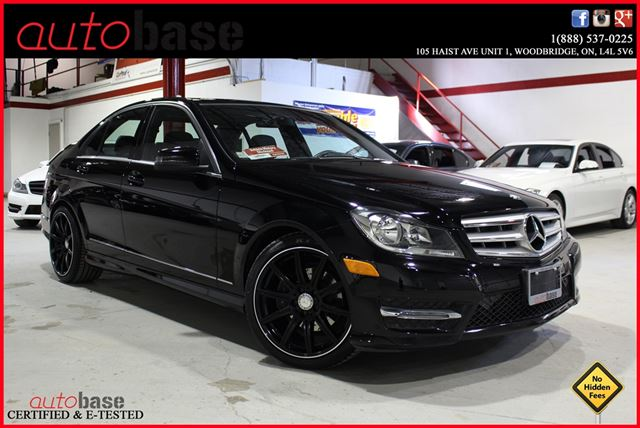 2013 mercedes benz c class c250 premium sport 19 39 s for Mercedes benz c300 black rims