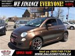 2012 Fiat 500 Sport 91KM SUNROOF GREAT ON FUEL in Hamilton, Ontario