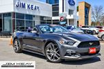 2015 Ford Mustang ECOBOOST PREMIUM CONVERTIBLE W/AUTO, LEATHER &  in Ottawa, Ontario