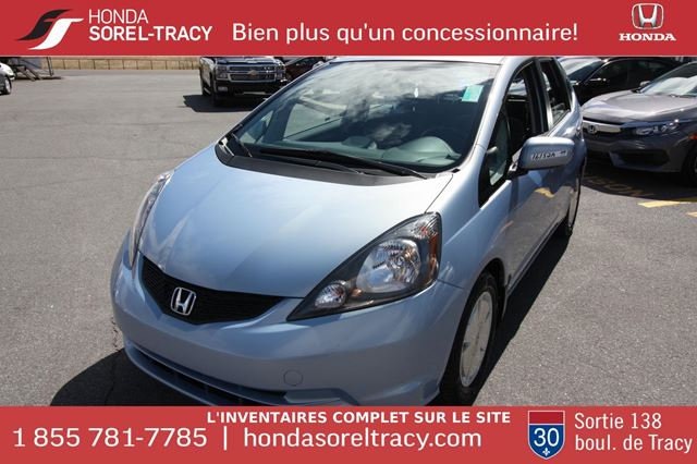 2009 Honda Fit LX in Sorel-Tracy, Quebec