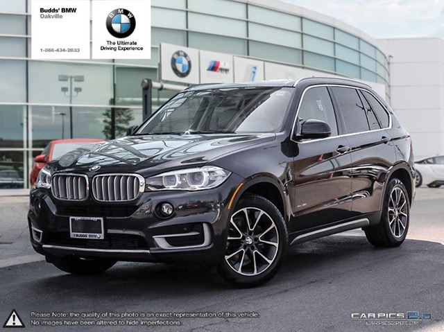 2016 bmw x5 xdrive35i grey budds bmw oakville. Black Bedroom Furniture Sets. Home Design Ideas