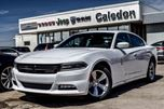 2015 Dodge Charger SXT Navi Sunroof Bluetooth Heated Front seat Pwr Seat Keyless Go 18Alloy rims in Bolton, Ontario