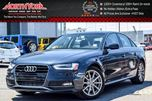 2015 Audi A4 Progressiv+ S-Line Appear & Convenience Pkgs Sunroof Rear Park Sensors Htd Frnt Seats in Thornhill, Ontario