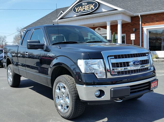 2013 ford f 150 xlt 4x4 black mike yarek dodge chrysler limited. Black Bedroom Furniture Sets. Home Design Ideas