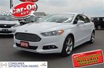 2016 Ford Fusion SE LOADED B-UP CAM  + SYNC in Ottawa, Ontario
