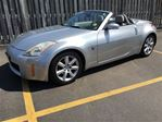 2005 Nissan 350Z Manual, Leather, Heated Seats, Convertible in Burlington, Ontario