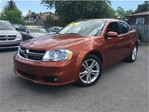 2012 Dodge Avenger SXT HEATED FRONT SEATS & HEATED MIRRORS in St Catharines, Ontario