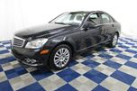 2012 Mercedes-Benz C-Class C250 4MATIC/LEATHER/SUNROOF/CLEAN HISTORY!! in Winnipeg, Manitoba