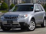 2012 Subaru Forester 2.5X Limited at in Vancouver, British Columbia