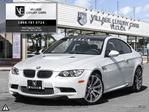 2011 BMW M3 CLEAN CARPROOF HISTORY | CANADIAN | NAVIGATION | BLUETOOTH in Markham, Ontario