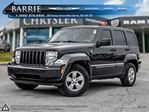 2011 Jeep Liberty Sport in Barrie, Ontario