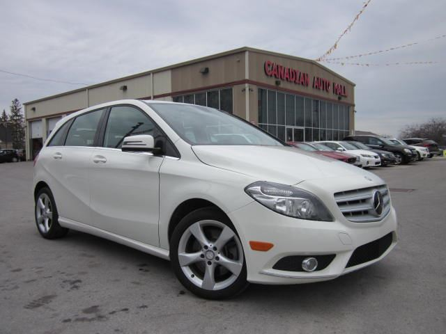 2013 MERCEDES-BENZ B-Class B250 NAV, LEATHER, ONLY 26K! in Stittsville, Ontario