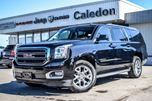 2015 GMC Yukon XL SLT 4x4 7Saeter Sunroof Leather R-Start Backup Cam Leather Dual Air & Heat 20Alloy Rims in Bolton, Ontario