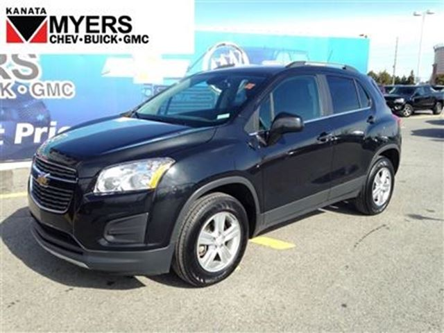 2015 chevrolet trax lt ottawa ontario used car for sale 2460050. Black Bedroom Furniture Sets. Home Design Ideas
