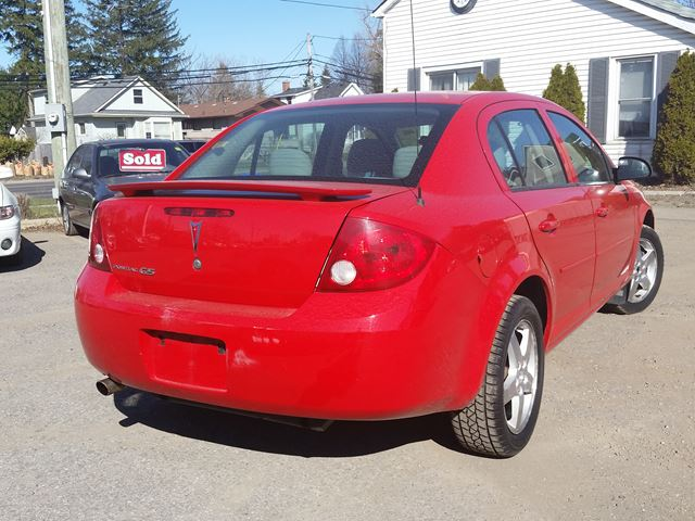2007 pontiac g5 oshawa ontario used car for sale 2459853. Black Bedroom Furniture Sets. Home Design Ideas