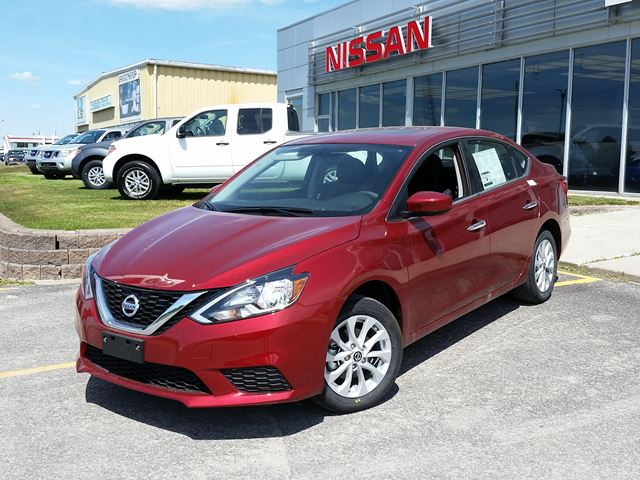 2016 nissan sentra sv red experience nissan new car. Black Bedroom Furniture Sets. Home Design Ideas