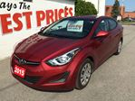 2015 Hyundai Elantra GL HEATED SEATS, BLUETOOTH, MP3 INPUT in Oshawa, Ontario