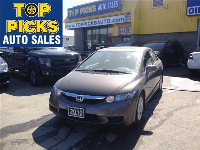 2010 Honda Civic Sport in North Bay, Ontario