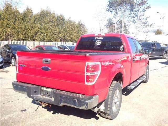 2009 ford f 150 xlt north bay ontario used car for sale. Black Bedroom Furniture Sets. Home Design Ideas