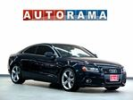 2010 Audi A5 2.0T AWD SLINE LEATHER SUNROOF NAVIGATION BACK UP CAM  in North York, Ontario
