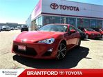 2014 Scion FR-S 6 Speed Automatic 1.9% TCUV Rate O.A.C. in Brantford, Ontario