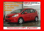 2014 Honda Fit LX *Bluetooth, A/C, Groupe élec. in Saint-Jerome, Quebec