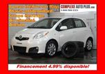 2011 Toyota Yaris RS Sport *Mags,Jupes,Aileron, Fogs in Saint-Jerome, Quebec