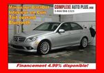 2010 Mercedes-Benz C-Class C250 4Matic *Cuir,Toit, AWD, 4x4 in Saint-Jerome, Quebec