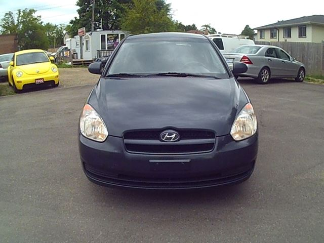 2011 hyundai accent se grey payless auto sales. Black Bedroom Furniture Sets. Home Design Ideas