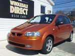 2007 Pontiac Wave HATCHBACK 1.6 L in Halifax, Nova Scotia