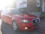 2007 Audi A3 AUTO, PANORAMIC, 120km ! 12M.WRTY+SAFETY for $7990 in Ottawa, Ontario