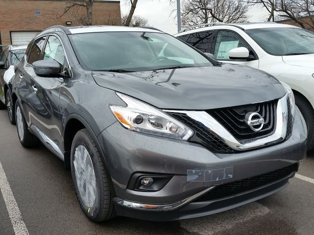 2016 nissan murano sv awd mississauga ontario new car for sale 2462445. Black Bedroom Furniture Sets. Home Design Ideas