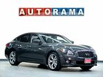 2012 Infiniti M37 SPORT PKG NAVIGATION LEATHER SUNROOF BACK UP CAM in North York, Ontario