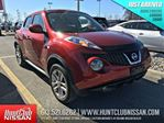 2013 Nissan Juke SL   Navigation, Leather, Sunroof in Ottawa, Ontario