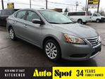 2014 Nissan Sentra WE FINANCE/ PRICED FOR A QUICK SALE ! in Kitchener, Ontario