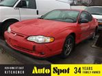 2004 Chevrolet Monte Carlo SS/RARE VEHICLE/ PRICED FOR A QUICK SALE... in Kitchener, Ontario