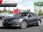 2010 Honda Accord EX-L V-6 Coupe AT with Navigation in Stittsville, Ontario