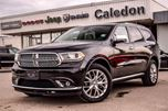 2015 Dodge Durango 7323 KM Citadel AWD 7 Seater Navi Backup Cam Bluetooth R-Start Ventilited Front Seat 20Alloy Rims in Bolton, Ontario