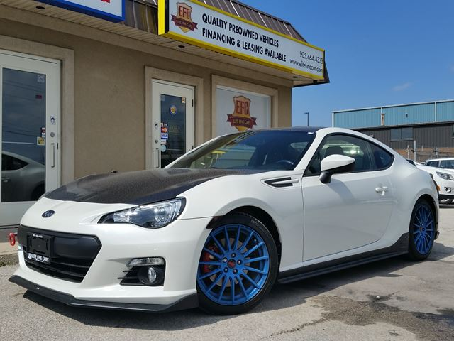 2015 SUBARU BRZ Aozora Edition in Burlington, Ontario