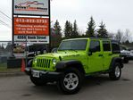 2012 Jeep Wrangler Unlimited SPORT 4X4 4DR AUTOMATIC in Ottawa, Ontario
