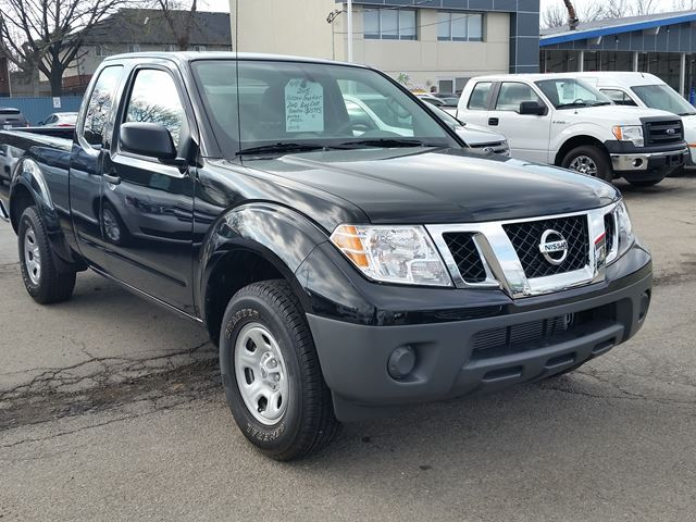2015 Nissan Frontier S Black Mohawk Ford Niagara This Week