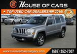 2016 Jeep Patriot High Altitude  *182 Bi-Weekly with $0 Down!* in Calgary, Alberta