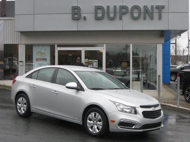 2015 Chevrolet Cruze 1LT in Lac-Etchemin, Quebec