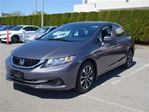 2014 Honda Civic EX! Honda Certified Extended Warranty to 120,000 K in Richmond, British Columbia