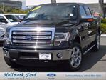 2014 Ford F-150 Lariat 4x4 SuperCrew EcoBoost w Nav, Leather, Roof in Surrey, British Columbia