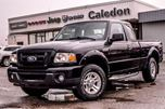 2010 Ford Ranger Sport Clean Carproof Low KM Only 59694 AM/FM CD Player 15Alloy Rims in Bolton, Ontario